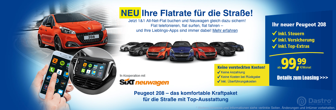 1&1 Top Angebot.